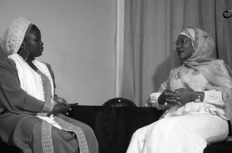 Honourable Mariam Iddrisu laud Nyab Sganarigu Naa