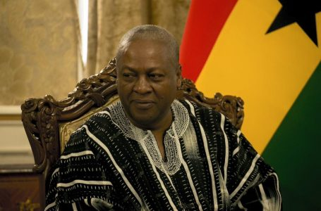 John Mahama calls for an urgent teleconference among  ECOWAS leaders