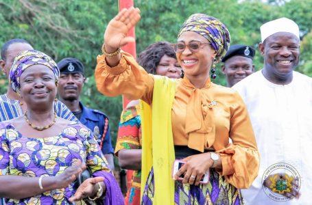 My encounter with Honourable Mariam Iddrisu- MCE for Sagnarigu