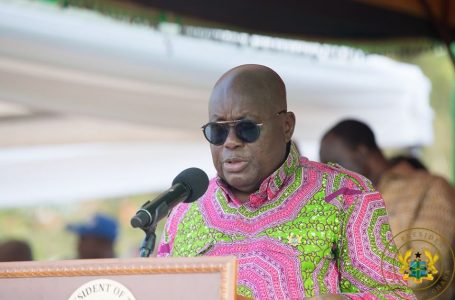 President Nana Addo revokes the appointment of the CEO of the Northern Development Authority