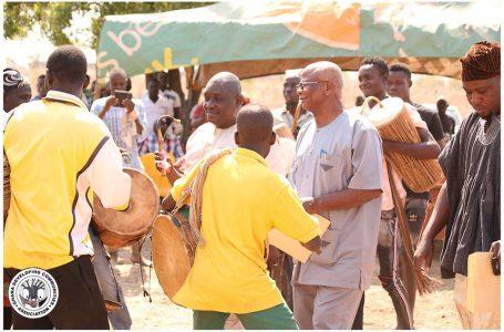 Construction of livestock market commences in Gushegu