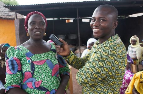 Farmer Voice Radio (FVR); providing radio outreach training for Tungteiya women association