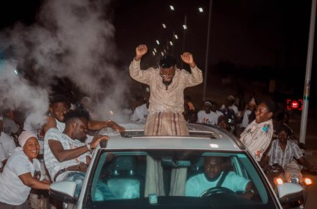 Zakaria Rahama: Why Optional King should run at his own speed
