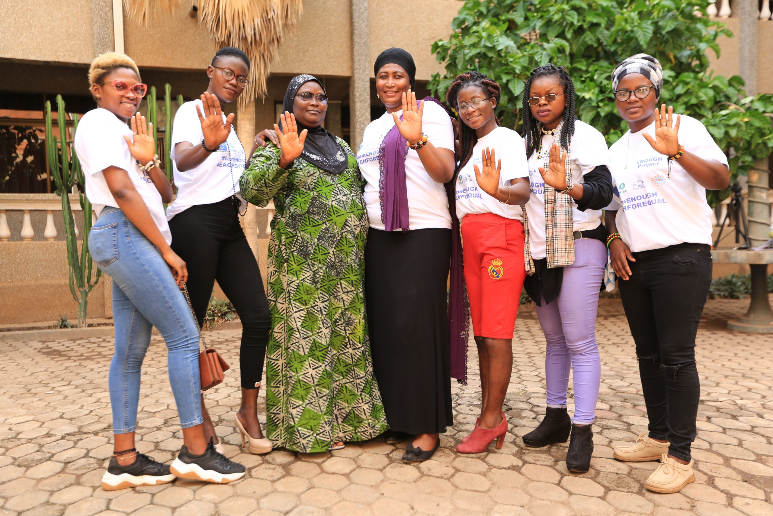 Females artistes call on women to venture into managing of artistes