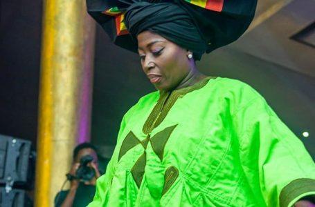 Akumaa Mama Zimbi's #WearYourDrossNow campaign