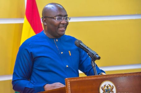 Vice President Bawumia Chairs Ghana's COVID-19 Daily Monitoring Team