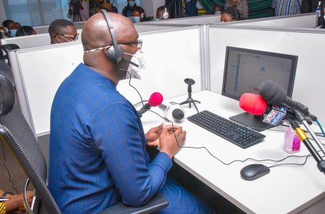 Your hard work is crucial in COVID 19 fight – VP Bawumia to the staff of COVID-19 Call Centre