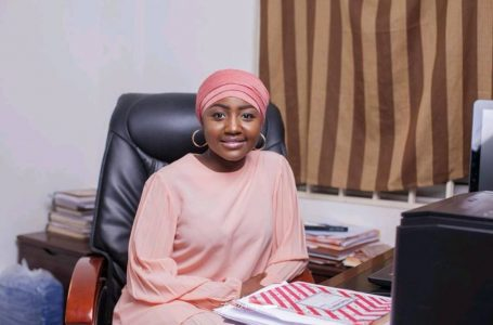 I have stories to tell: – Zeinab Denderi (First Female UDS SRC president)