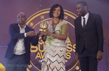 SmockyWorld wins Start-Up Brand of the Year at Ghana Business Award