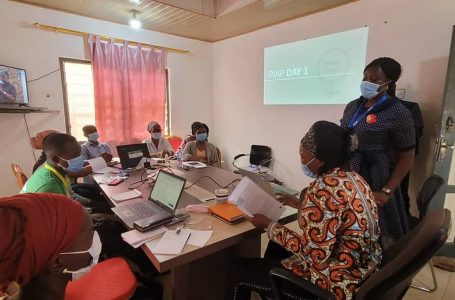 Plan International Ghana organize a PIAP Workshop for SWIDA-GH