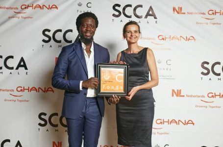 Ghanaian artist, Ibrahim Mahama is the 2020 Principal Prince Claus Laureate.