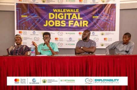 Walewale Digital Jobs Fair | A GTL impact collaboration with Northern Innovation Lab