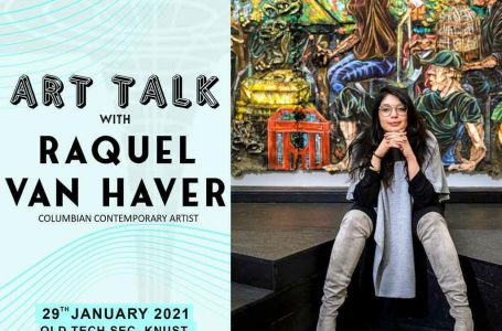 Art Talk with Raquel van Haver   Race, Gender, and Representation