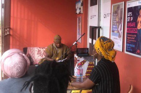 #sanatuzambangcaféExperience | Ananse and the Impossibles; Read by Mawu-Ena Rex Kpogeh