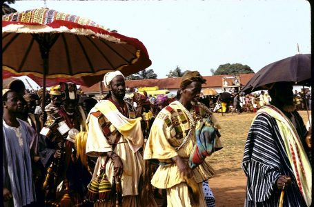 The slavery business fostered the century-old relationship between Asanteman and Dagbon