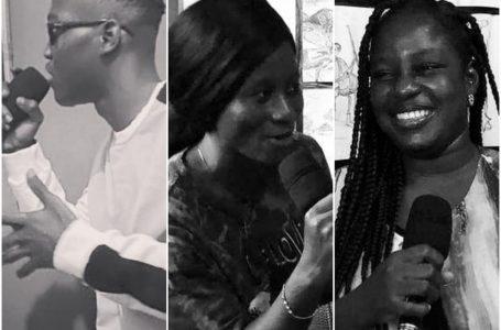 #sanatuzamabangcaféExperience | Etonam Gh and Fawal talk about their music