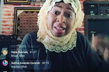 #sanatuzambangcaféExperience | #RamadanEdition Day 11-20 (Dr Hajia Namawu Alolo)