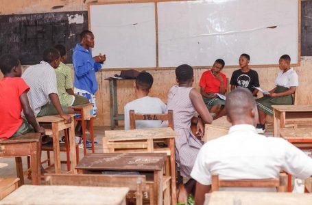 Marie Stopes & Sanatu Zambang; HIGH SCHOOL DRAMA STARTS REHEARSALS