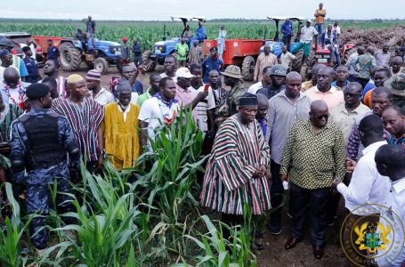 Inadequate tractors affecting agric productivity in Northern Region – Farmers