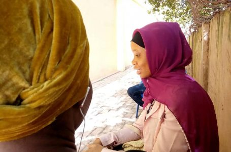 I want to use drawing to drive societal change- Salma Abdul Rashid