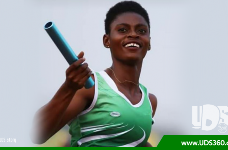 UDS athletes set 6 new records at the 26th GUSA Games