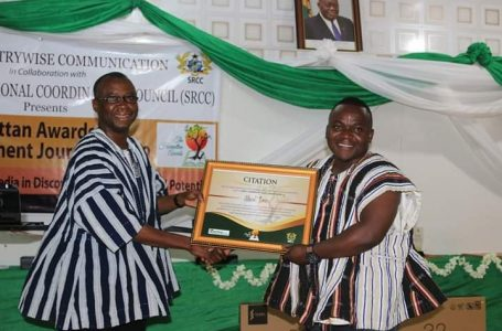 Harmattan Journalism Awards: Focus More On Things That'll Bring Us Dev't – Minister To Media