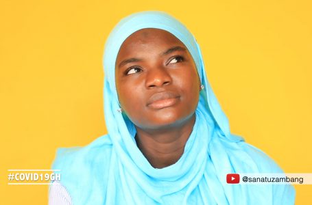 Sanatu Zambang produces COVID-19 videos in 12 Ghanaian languages