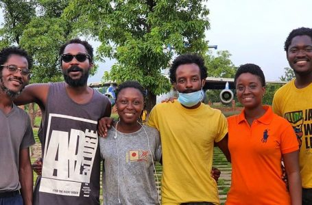 Behind The Scenes: Agyeman Ossei 'Dota' Retrospective Exhibition at SCCATamale