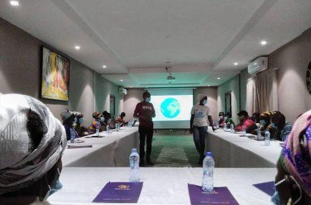 Fauzia Aliu | WashUnited & Wateraid Ghana MRR Project in Upper East Region