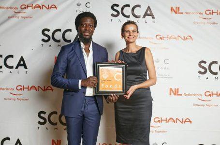 Ghanaian artist, Ibrahim Mahama is the 2020 Principal Prince Claus Laureate.