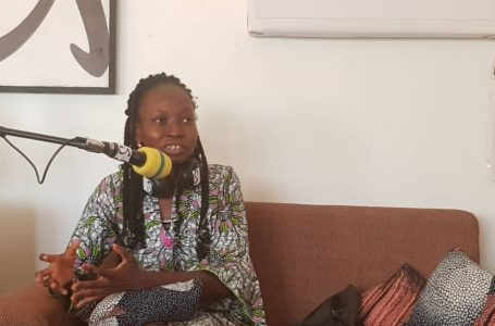 Ghanaian author and literacy activist Portia Dery speaks on Education Inequality in Northern Ghana