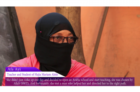 Legacy of Hajia Mariam Alolo (Episode 1) premieres today at 10 am via Facebook Live