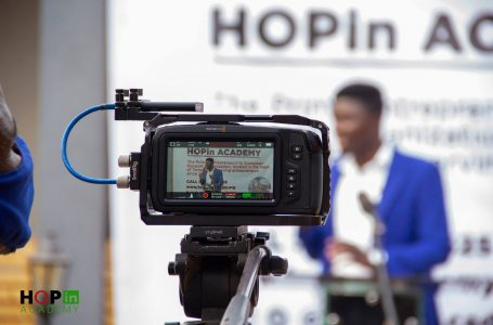 HOPin Academy opens new office complex in Tamale