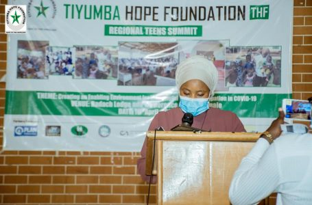 THF Regional Teens Summit | Give Young People Opportunities To Develop Their Potentials